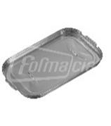 Крышка к алюминиевой форме 180x105мм, алюминий, 1000 шт