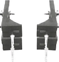 Боковой крепеж WB5N для унитаза и биде KERASAN 761490