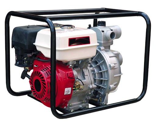 Мотопомпа бензиновая для чистой воды TOR WP-30, 60 м3/ч
