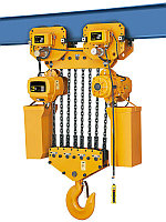 Таль электрическая цепная TOR ТЭЦП (HHBD10-25T) 25,0 т 12 м 380В