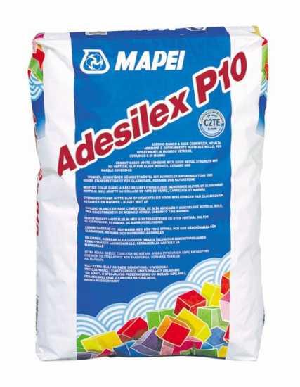 Цементный клей Adesilex P10
