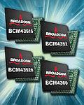 Чипы с поддержкой стандарта Wi-Fi IEEE 802.11ac