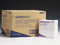 Протирочный материал в пачках Kimberly-Clark Kimtech Pure безворсовый