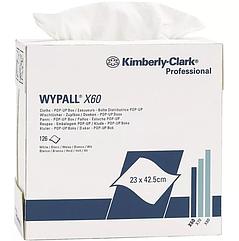 Протирочный материал Kimberly-Clark WYPALL X60