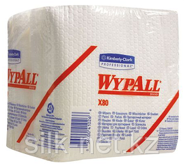 Протирочный материал Kimberly-Clark WYPALL X80