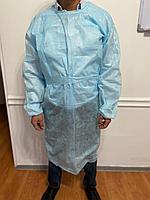 Одноразовые, нестерильные медицинские халаты