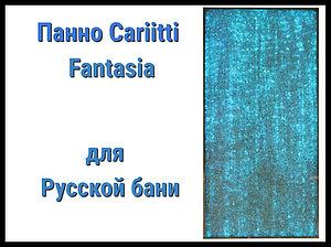Панно для русской бани Cariitti Fantasia (IP44, 1000х500 мм, без источника света)