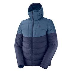 Salomon  куртка мужская Sight storm hoodie