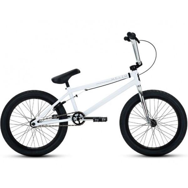 BMX Велосипед DK Helio (2019) White