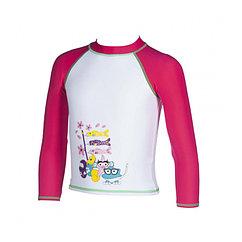 Arena  футболка детская для плавания с длинным рукавом Awt