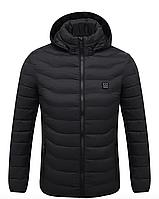 Одежда куртка мужская с подогревом
