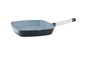 Сковорода-гриль VINZER Greblon Compact Induction 89514 28*28 см