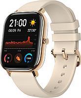 Смарт-часы Xiaomi Amazfit GTS золотистый