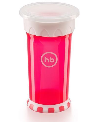 Кружка-поильник Happy Baby Drinking cup 360° Ruby