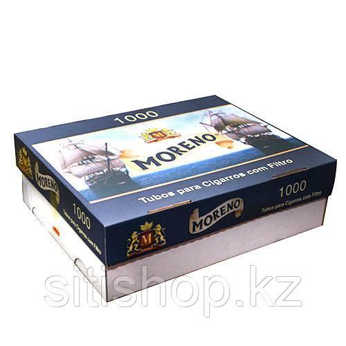 Сигареты для окуривания с кыст Аль хинди Moreno 1000 штук