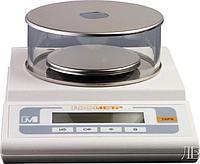 Весы лабораторные ВЛТЭ-310 (310г, 0,001г, внешняя калибровка)