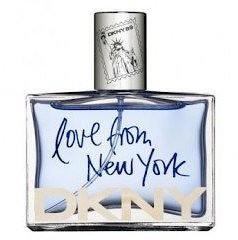 Парфюм Donna Karan DKNY Love from New York Men 48ml (Оригинал-США)