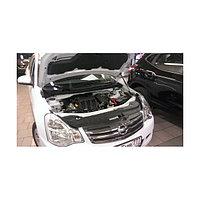 Амортизаторы (упоры) капота для Nissan Almera III