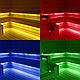 Комплект освещения финской сауны Cariitti VPL30C-G223 для подсветки полок (Смена цветов, 22+1 точка), фото 6