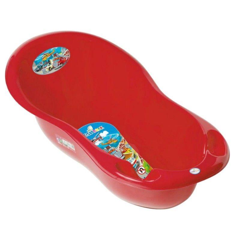 Детская ванна овальная 86см ТЕГА МАШИНКИ цвета в ассортименте