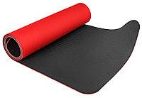Коврик для фитнеса и йоги двойной Yoga Mat 6.0 RD