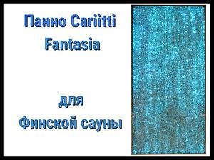 Панно для финской сауны Cariitti Fantasia (IP44, 1000х500 мм, без источника света)
