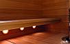 Потолочный светильник для финской сауны Cariitti SCA (Дерев. оправа, матовое стекло, без источника света), фото 7