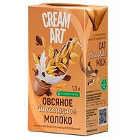 Овсяное шоколадное молоко CREAMART 1л
