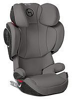 Автокресло Solution Z i-Fix Soho Grey 15-36 кг (Cybex, Германия)