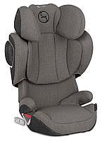 Автокресло Solution Z i-Fix Soho Grey Plus 15-36 кг (Cybex, Германия)
