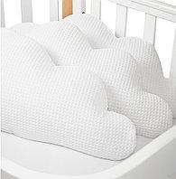 Бортик в кроватку Облачко (Happy Baby, Россия - Великобритания)