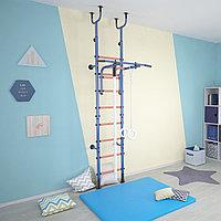 Шведская стенка Polini Sport Active синий