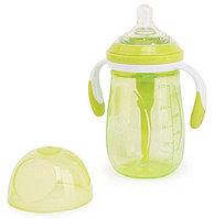 Бутылочка антиколиковая 300 мл, 0+ Lime (Happy Baby, Великобритания)