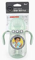 Бутылочка антиколиковая 300 мл, 0+ Olive (Happy Baby, Великобритания)