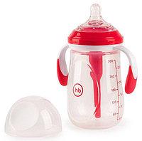 Бутылочка антиколиковая 300 мл, 0+ Ruby (Happy Baby, Великобритания)