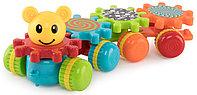 Развивающая игрушка Mechanix Train, c 8 мес. (Happy Baby, Великобритания)