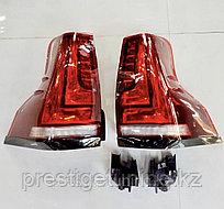 Задние альтернативные  фонари на Lexus GX460 2010-18 стиль 2020