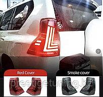 Задние фонари на Land Cruiser Prado 150 2010-17 дизайн Lexus