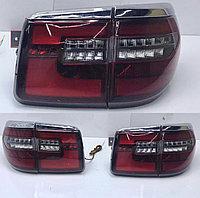 Задние фонари на Nissan Patrol Y62 2010-19 дизайн 2020