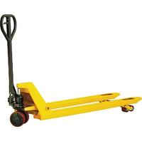 Гидравлическая тележка TOR BF-III 2500, 550*800*85мм (полиуретан.колеса)