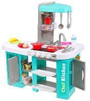 """Игровой модуль """"Кухня"""" с аксессуарами, льется вода из крана, световые и звуковые эффекты 2961025"""