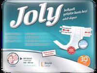 Подгузники для взрослых Joly размер L объем 100-150 см №30 шт