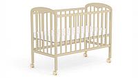 Детская кроватка Фея 323 бежевый