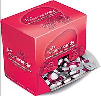 Леденцы Jake Vitamin С Малина коробка