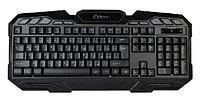 Клавиатура игровая Oklick 700G черный USB Multimedia Gamer LED, фото 1