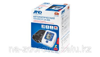 Тонометр автоматический AND UA 888 EAC с сетевым адаптером - фото 2