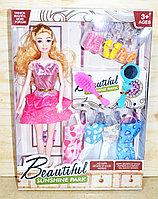 YP8301 Кукла Beautiful Sunshine park  (конечности сгибаются) с аксесс. 33*23см
