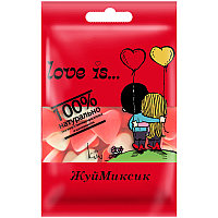 Мармелад Love is жевательный ЖуйМиксик Вишня Лимон 24шт