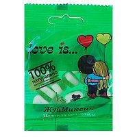 Мармелад Love is жевательный ЖуйМиксик Мята Лимон Лайм 24шт