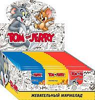 Мармелад Tom and Jerry жевательный Микс 48шт